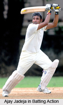 Ajay Jadeja, Delhi Cricket Player