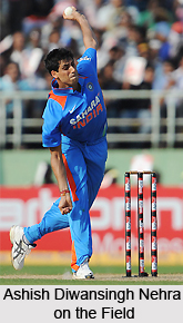 Ashish Nehra, Indian Cricket Player
