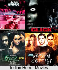 Indian Horror Films, Indian Movies