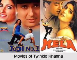 Twinkle khanna movie