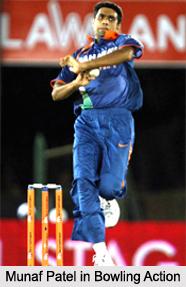 Munaf Patel, Indian Cricket Player