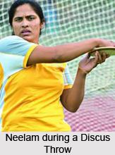Neelam Jaswant Singh, Indian Athlete