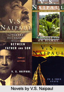 Novels of V.S. Naipaul