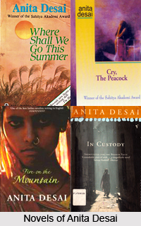 Novels of Anita Desai