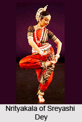 Sreyashi Dey, Indian Dancer
