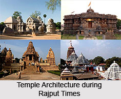 Temple Architecture During Rajput Period