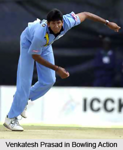 Venkatesh Prasad, Former Indian Cricket Player