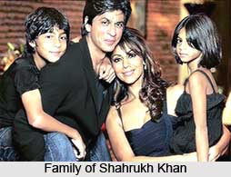 Biography of Shahrukh Khan, Bollywood Actor
