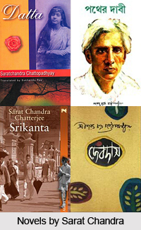 Novels of Sarat Chandra Chattopadhya