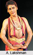 A Lakshman , Bharatnatyam Dancer