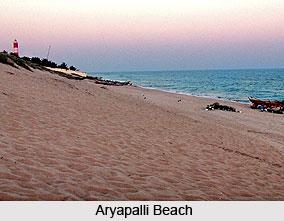 Aryapalli Beach, Odisha