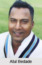 Atul Bedade, Former Indian Cricket Player