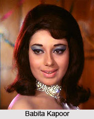 Babita Kapoor, Bollywood Actress