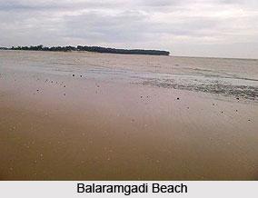Balaramgadi Beach, Odisha