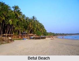 Betul Beach, South Goa