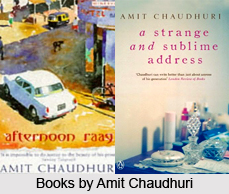 Books by Amit Chaudhuri
