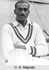 C. K. Nayudu, Indian Cricket Player