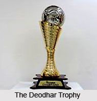 Deodhar trophy, Indian Cricket