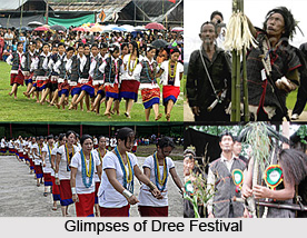 Dree Festival, Indian Tribal Festival