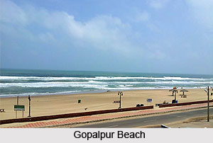 Gopalpur Beach, Ganjam District, Odisha