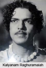Kalyanam Raghuramaiah, Telugu Theatre Personality