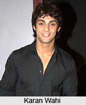 Karan Wahi , Indian TV Actor