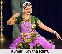 Kumari Kavitha Ramu , Bharatnatyam Dancer