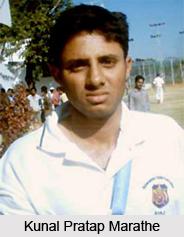 Kunal Pratap Marathe, Maharashtra Cricketer