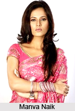 Manva Naik , Indian TV actress