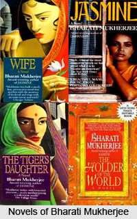 Novels of Bharati Mukherjee