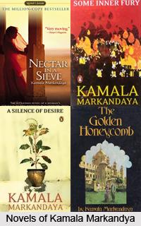 Novels of Kamala Markandya