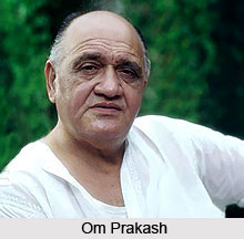 Om Prakash, Bollywood Actors