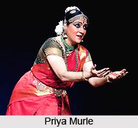 Priya Murle , Bharatnatyam Dancer