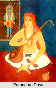 Purandara Dasa, Indian Classical Vocalist