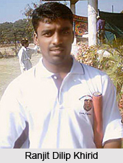 Ranjit Dilip Khirid, Maharashtra Cricket Player