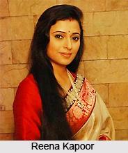 Reena Kapoor, Indian TV Actress