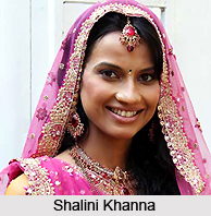 Shalini Khanna, Indian TV Actress