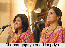 Shanmugapriya & Haripriya, Indian Classical Vocalists