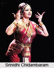 Srinidhi Chidambaram , Bharatnatyam Dancer