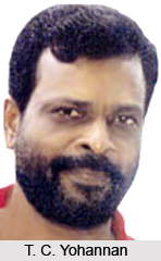 T. C. Yohannan , Indian former long jumper