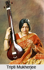 Tripti Mukherjee, Indian Classical Vocalist