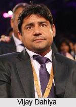 Vijay Dahiya, Former Indian Cricket Player