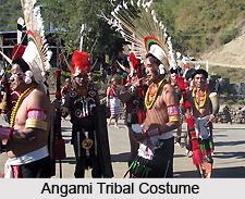 Costumes of Nagaland