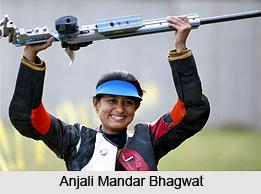Anjali Mandar Bhagwat, Indian Shooter