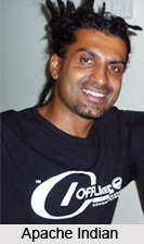 Apache Indian, Indian Musician