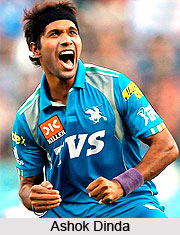 Ashok Dinda, Indian Cricket Player