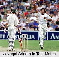 Javagal Srinath, Indian Cricket Player