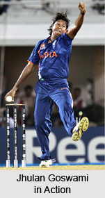 Jhulan Goswami, Indian Woman Cricketer