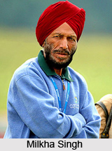 Milkha Singh, Indian Athlete