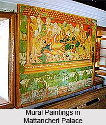 Medieval Kerala Paintings
